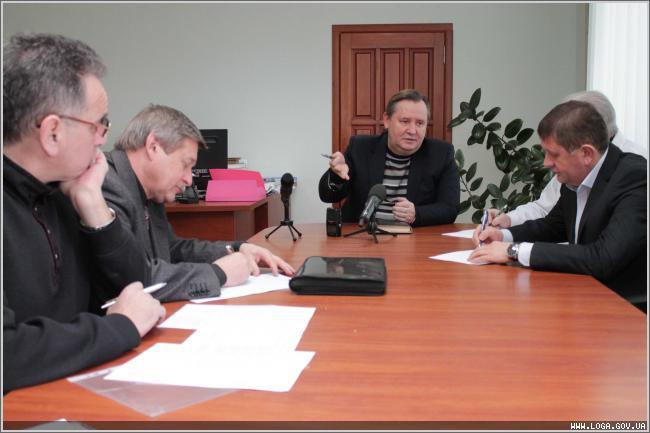 Владимир Пристюк: В этом году мы полностью меняем систему оказания помощи онкобольным в Луганской области.