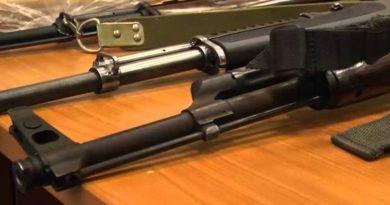 Як на Луганщину потрапляє зброя із окупованих територій