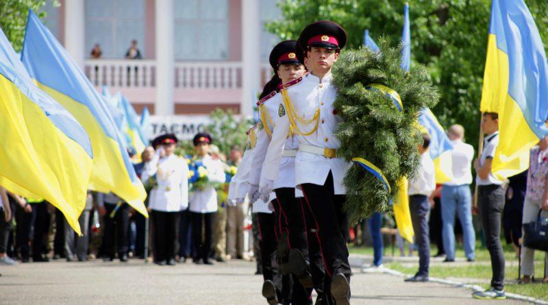 3 червня виповнюється 80 років від дня утворення Луганщини