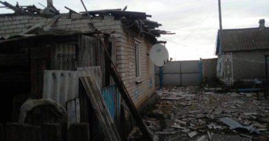 Росіяни вкотре обстріляли українську територію
