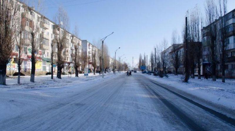 Рубіжне Зима