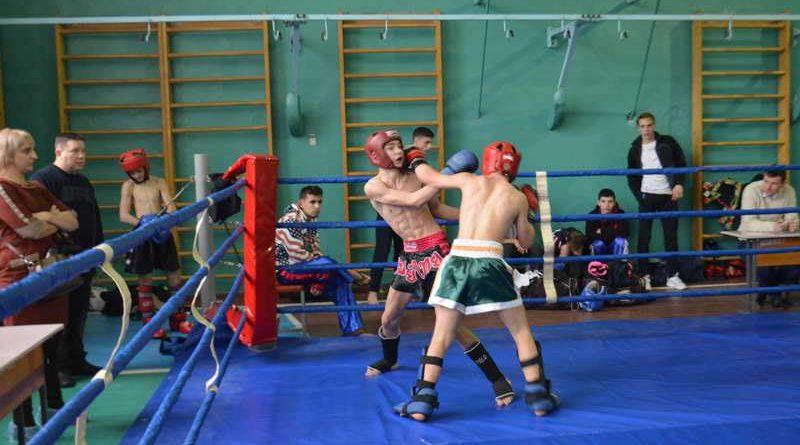 у Сєвєродонецьку відбулись обласні чемпіонати з кікбоксингу