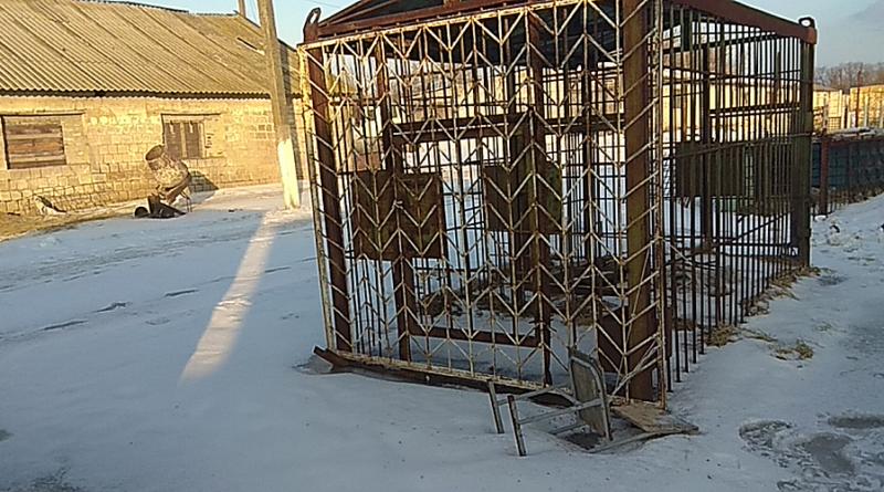 Інспектори під час перевірки застали пусті клітки