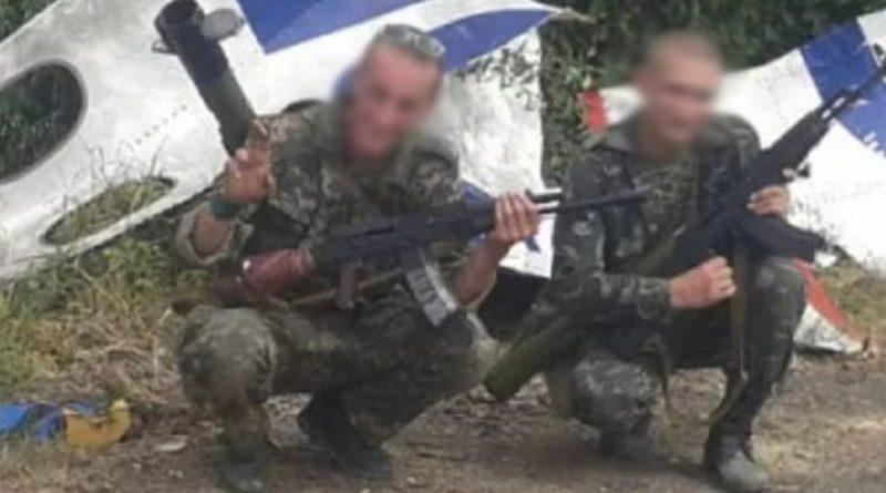 задержали боевика, который охранял обломки сбитого МН17