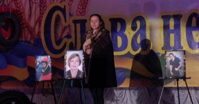 Сватівчани розповіли яким був Майдан у пам'ятну зиму 2013-2014