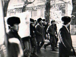 Казахстанский Майдан