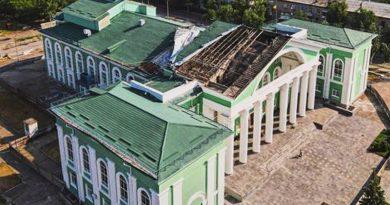 В Северодонецке ураган натворил беды
