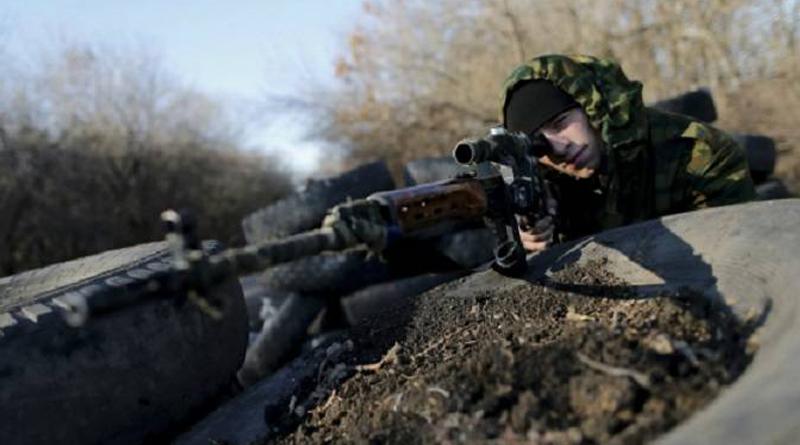На передовій активізувались снайпери окупантів: в диверсійних «школах» почалися іспити
