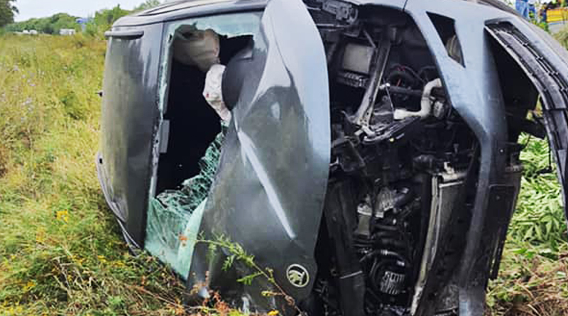 В Сватово трапилась жахлива ДТП. Загинула дівчина (фото).