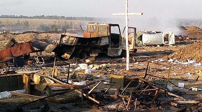 7 лет назад Россия уничтожила украинское село на Луганщине